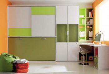 Que armario utilizar en  dormitorios pequeños
