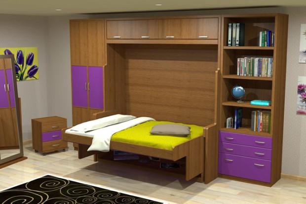 Que armario utilizar en  dormitorios pequeños...