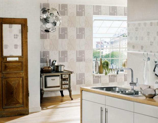 Cómo decorar las paredes de la cocina
