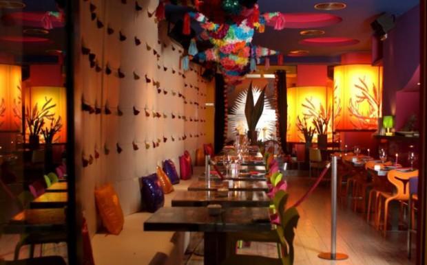 Cómo decorar una cantina con estilo mexicano