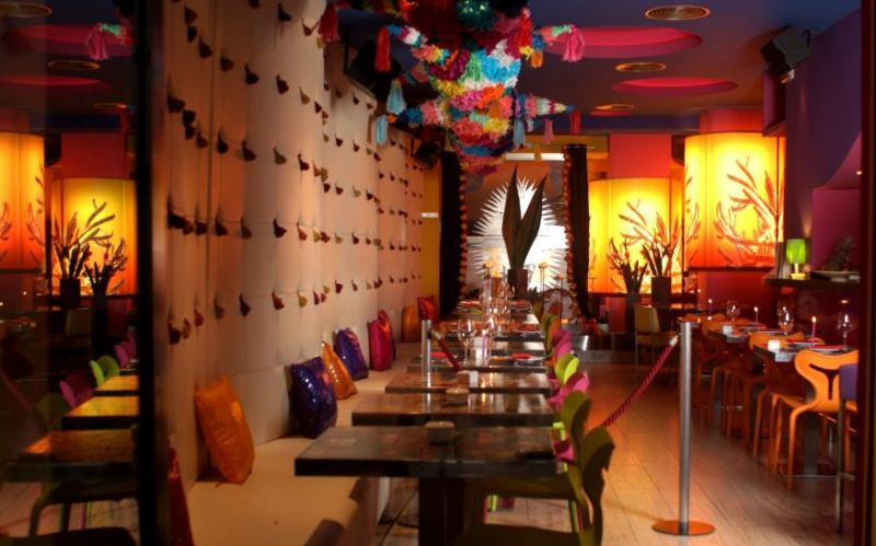 El Maya Mexican Restaurant