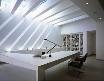 Cómo iluminar la oficina.