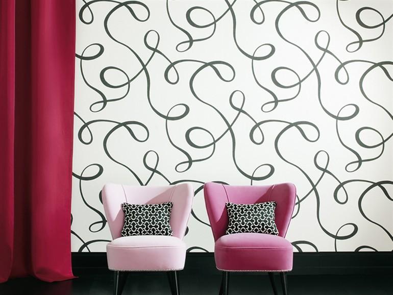 Ventajas del uso del papel tapiz en la decoraci n - Fotos en la pared ...