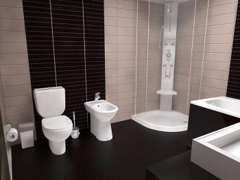 El uso de los azulejos en la decoración de baños.