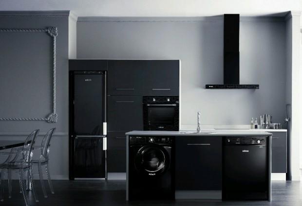 El uso de los electrodomésticos en la cocina..