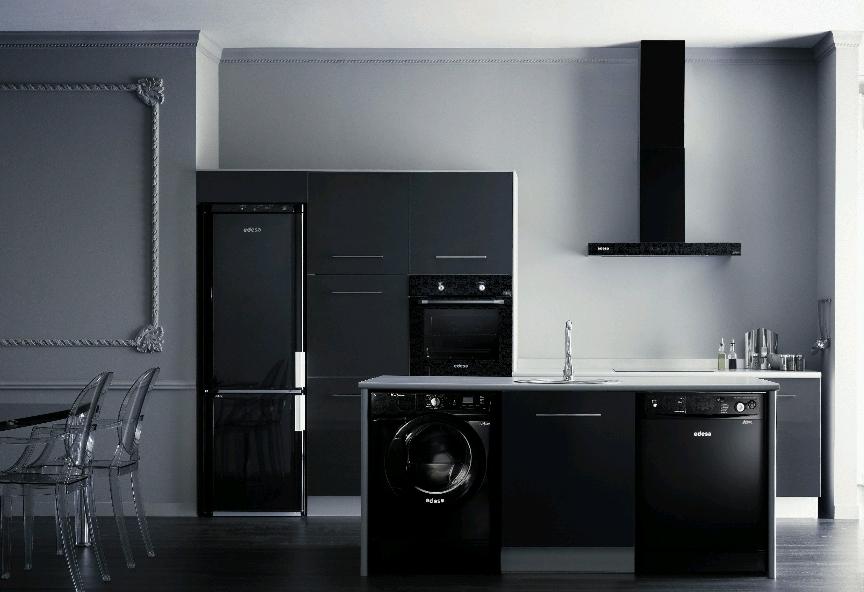 El uso de los electrodom sticos en la cocina moderna for Cocinas completas con electrodomesticos