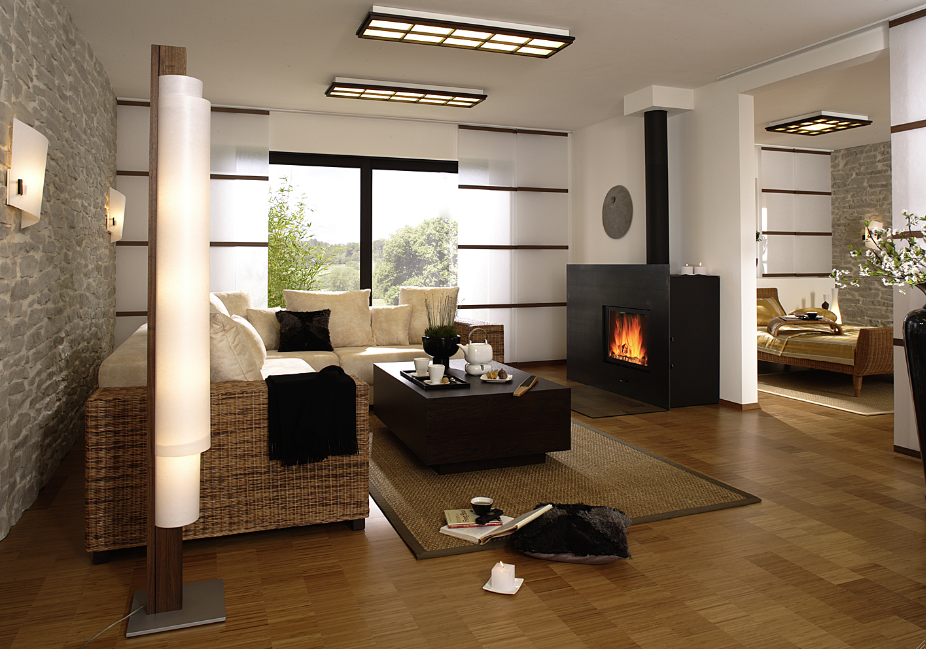 El uso de paneles decorativos en el hogar - Decoracion paredes interior ...