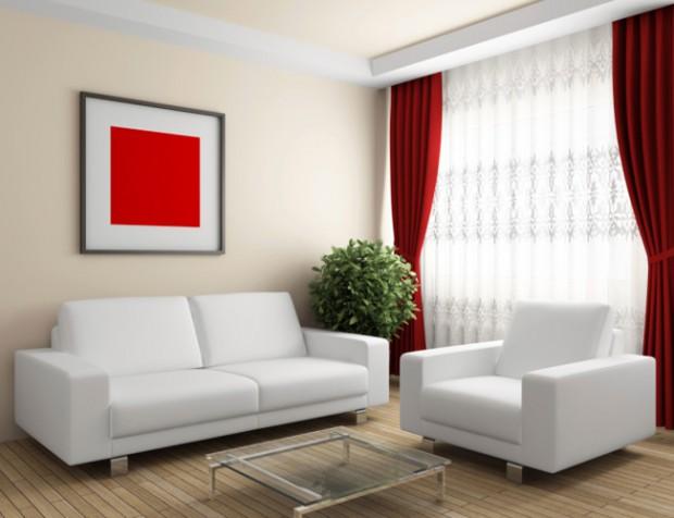 Eligiendo la cortina correcta para el hogar.