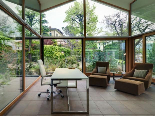 Espacios de inspiración, la casa del arquitecto Marco Piva.