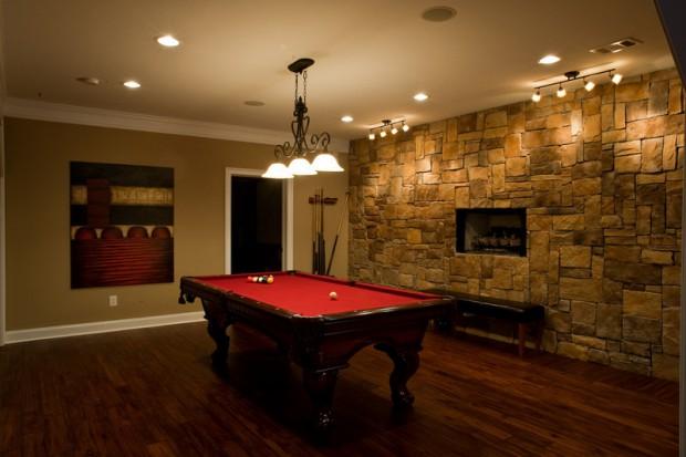 Ideas para decorar el sótano del hogar.
