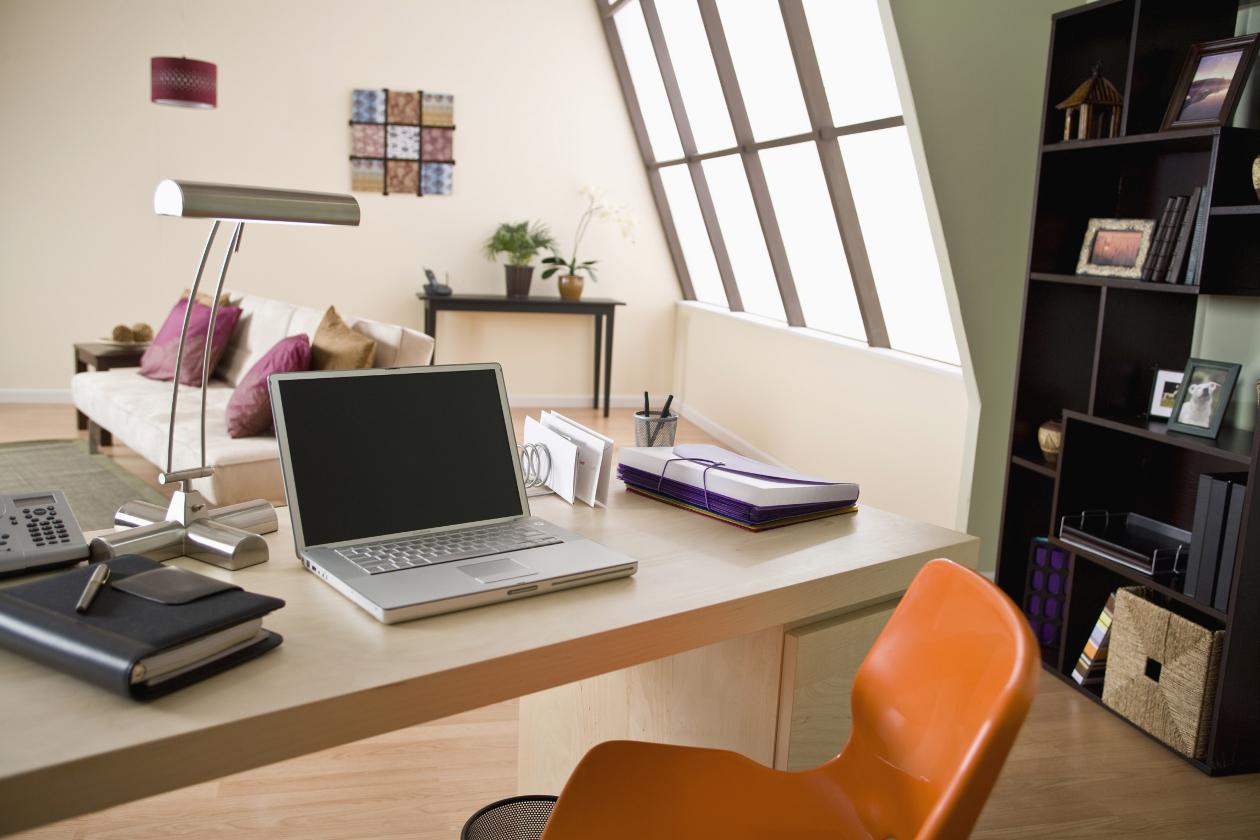 Tendencias ideas para decorar una oficina - Agencias para tener estudiantes en casa ...