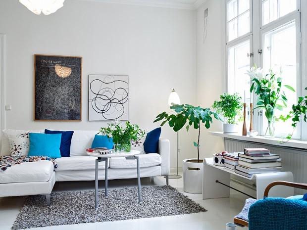 Ideas para obtener una excelente decoración en la sala.