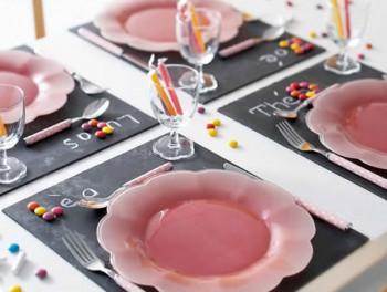 Lo nuevo para decorar la mesa del comedor.