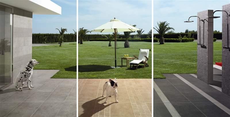 Mejores pavimentos para el exterior for Suelos exteriores de jardin