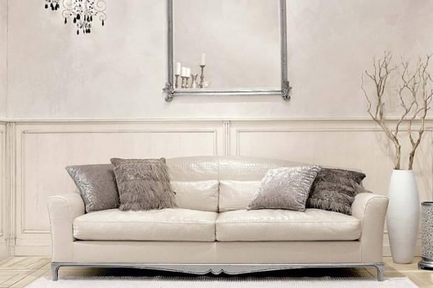 Muebles de cuero, perfecta elección para decorar el hogar.