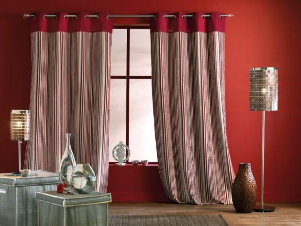 Opciones de cortinas.