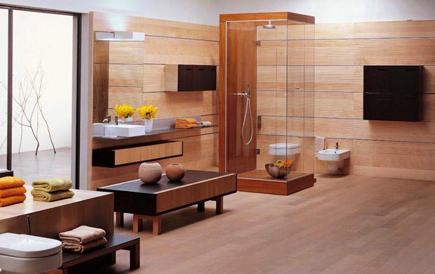 Qu piso utilizar en el ba o - Accesorios decoracion hogar ...