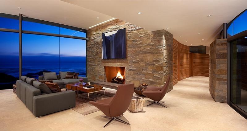 Lo mejor en revestimiento para el hogar for Piedra artificial decorativa para interiores