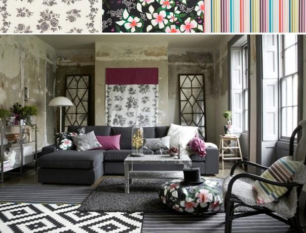 Suelos de textiles, buena elección al momento de decorar.