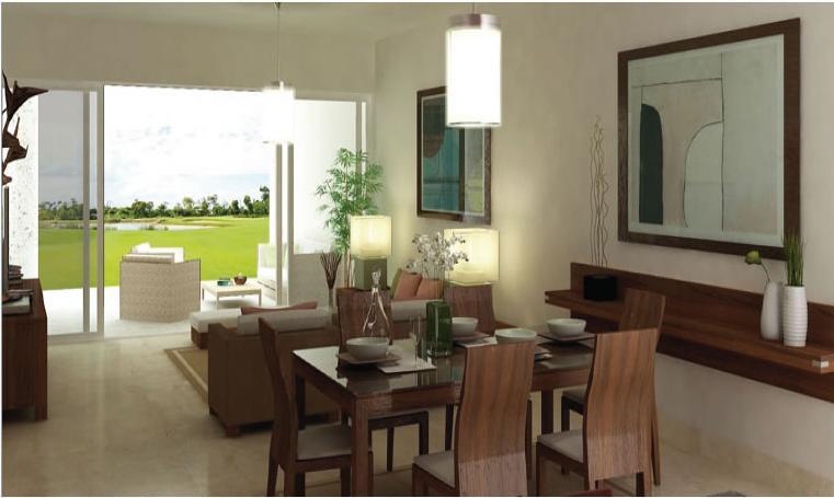 Remodelaci n hogare a trucos para decorar el comedor for Sala comedor comedor rectangular
