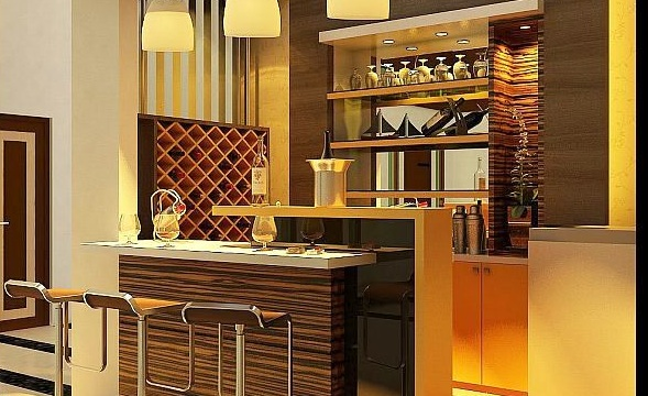 Trucos para hacer un bar en casa - Minibar per casa ...
