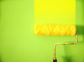 Trucos para pintar la casa rápidamente.