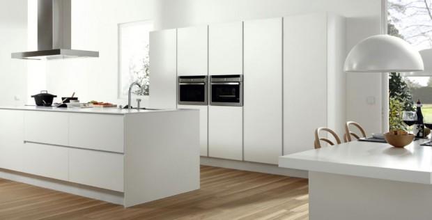 Trucos para reflejar un estilo contemporáneo en las cocinas.