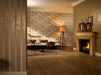 Ventajas del uso del papel tapiz en la decoración.