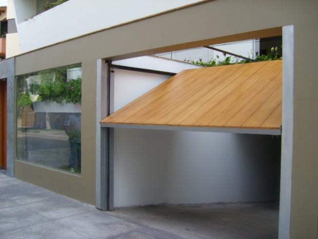 recomendaciones para pintar el garaje.