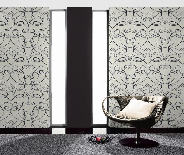 Trucos para colocar papel tapiz - Papel para paredes decorativo ...