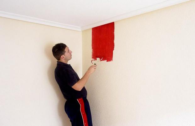 Como dar un estilo distinto al pintar las paredes del hogar.