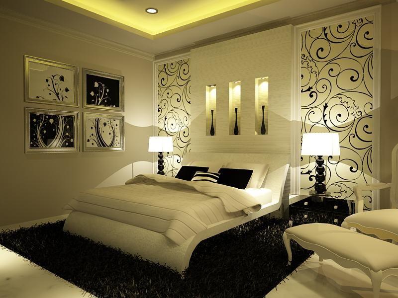 Ideas Para Amueblar Una Habitación Matrimonial.