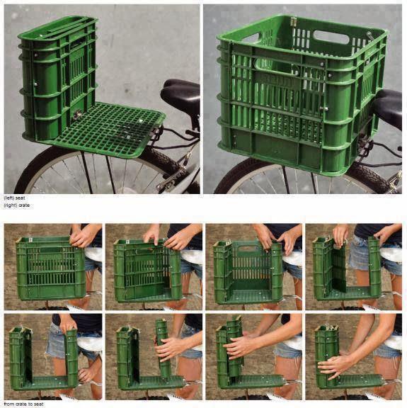 Como Hacer Un Asiento Con Material Reciclado