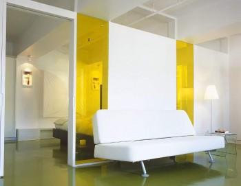 Ideas para separar loft.