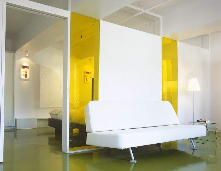 Ideas para separar loft