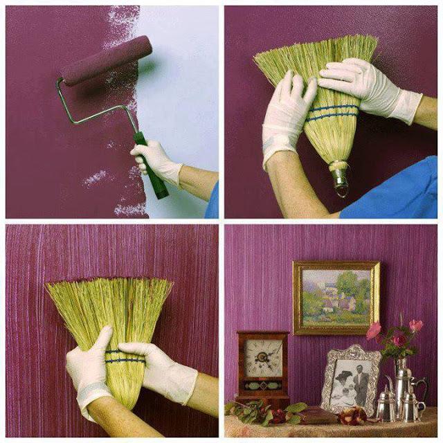 Colores Para Pintar Paredes.Lavar El Color Tecnicas Para Pintar Paredes
