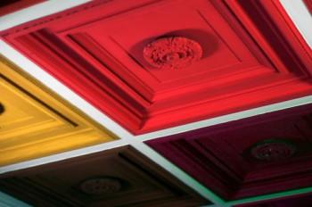 Que decoración utilizar en el techo.