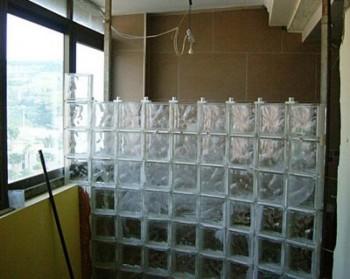 Utilización de los bloques de pavés.
