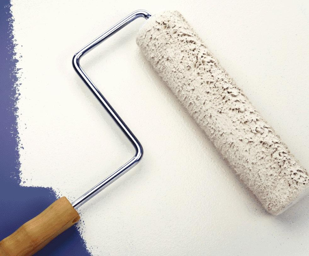 Pintando paredes con humedad - Tipos de pintura para pared ...