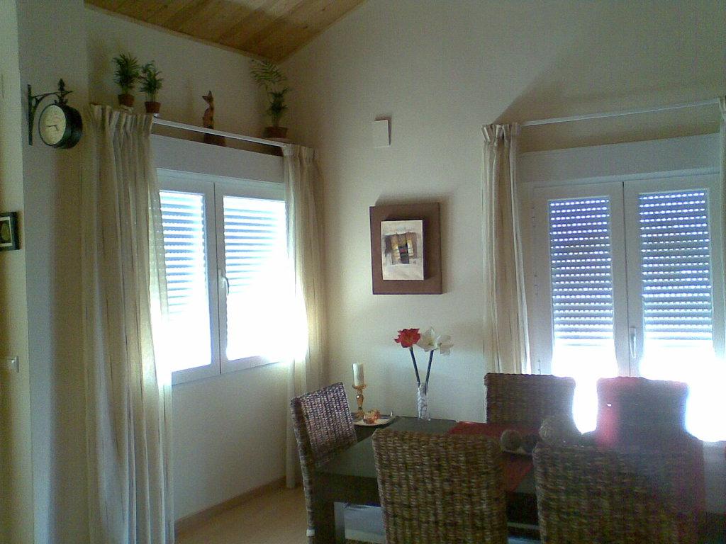 Que utilizar para decorar las ventanas - Estores persianas ...