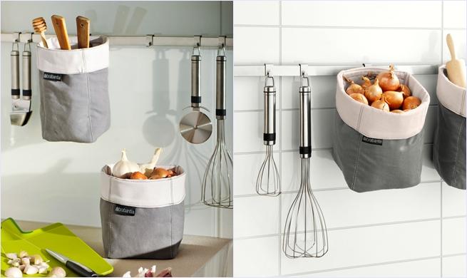 Que accesorios utilizar en la cocina?