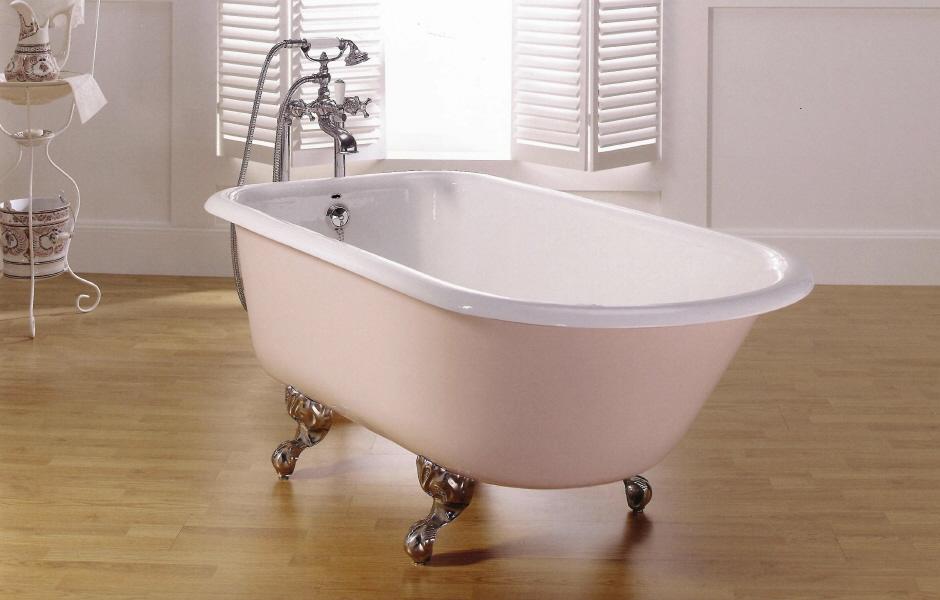 Bañeras: Para un baño mas elegante