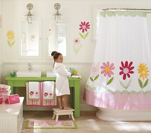 Baños mas elegantes con la buena utilización de accesorios.