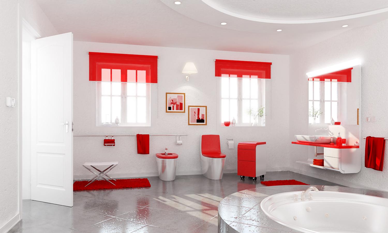Ba os modernos estilos iluminaci n y mobiliarios - Iluminacion de banos modernos ...