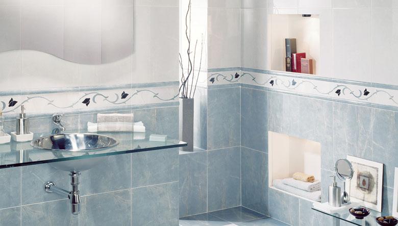 Baldosas para ba os utilidades y caracter sticas for Azulejo para pared de sala