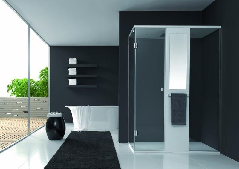 Cabinas de ducha: Usos, instalación y estilos