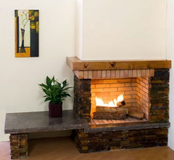 Chimeneas Ideas para decorarlas