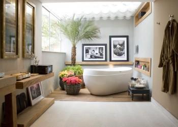 Como decorar el baño.