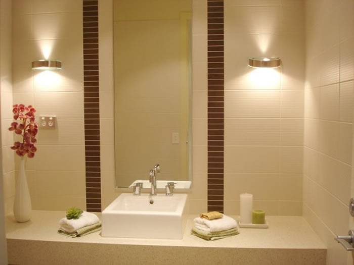 Decoracion de ba os for Espejos modernos para habitaciones
