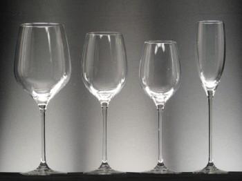 Cristalería.